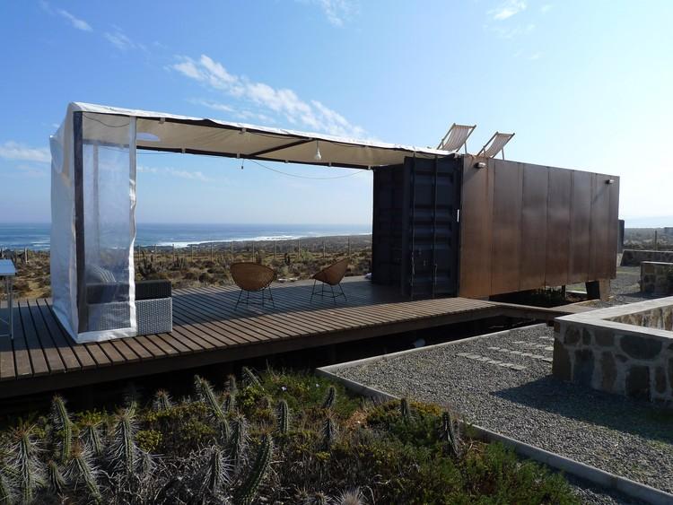 Refugio en Huentelauquén / Pablo Errázuriz, © Pablo Errázuriz