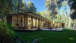 Casa en Lago Villarrica  / Planmaestro