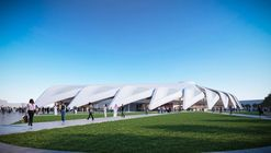 Santiago Calatrava's Winning Design for the UAE Pavilion at the Dubai World Expo