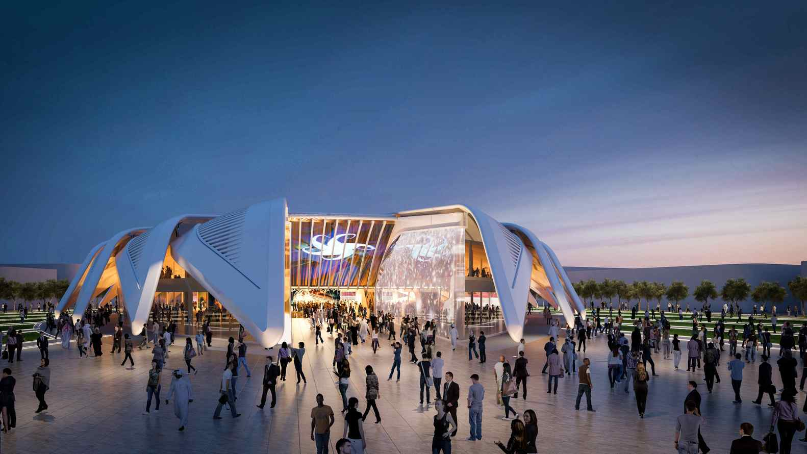 Santiago Calatrava designs UAE Pavilion for Dubai World Expo 2020 16