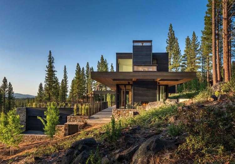 Martis Camp 506 Blaze Makoid Architecture Archdaily