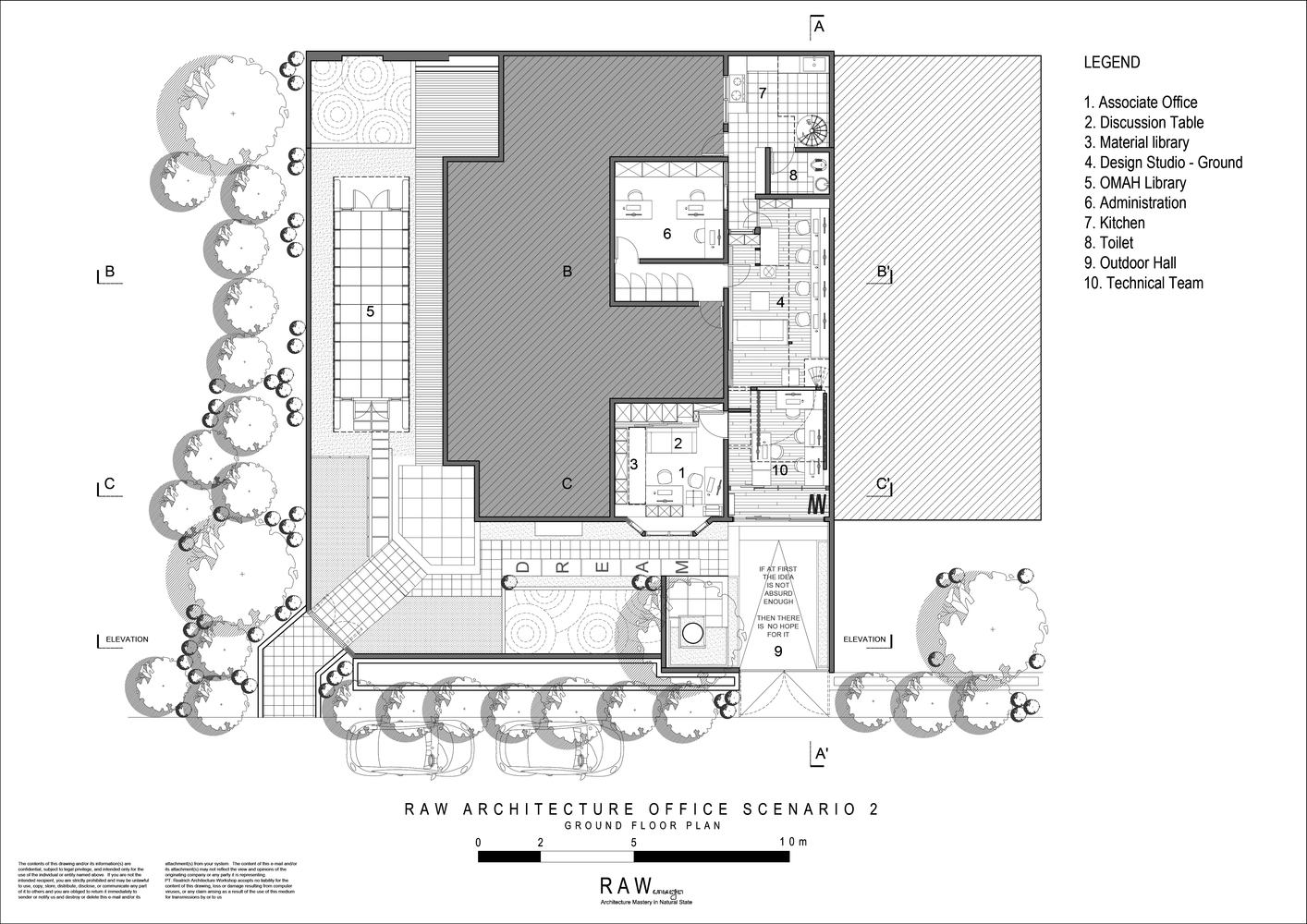 Gallery Of Raw Architectures Office Architecture 10 Nissan Engine Parts Diagram Officeplan
