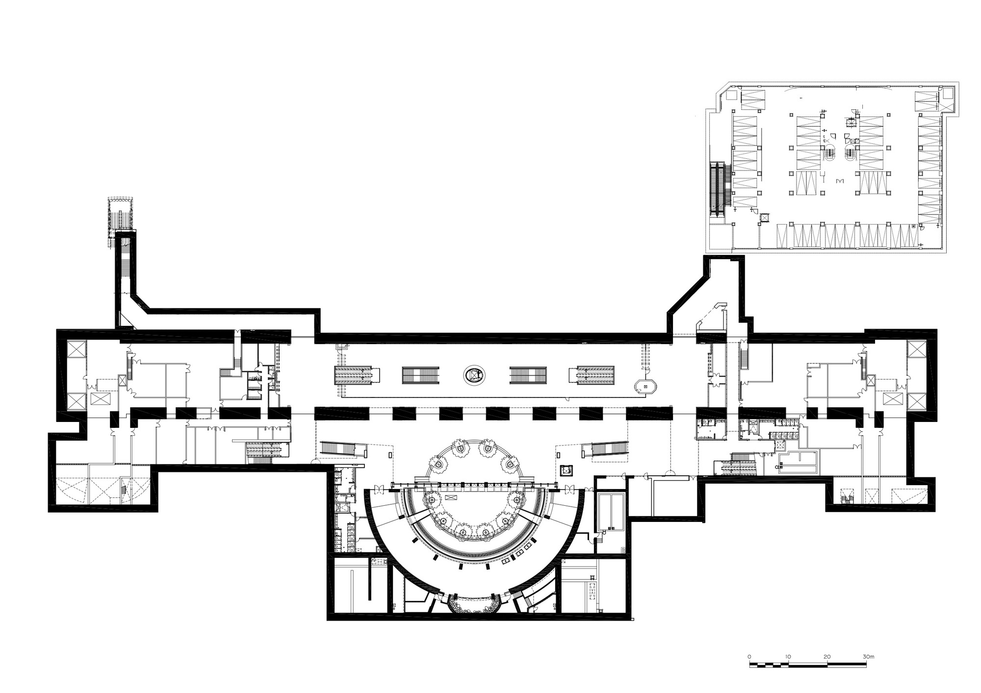 Gallery of taipei mrt daan park station che fu chang for Floor plan com
