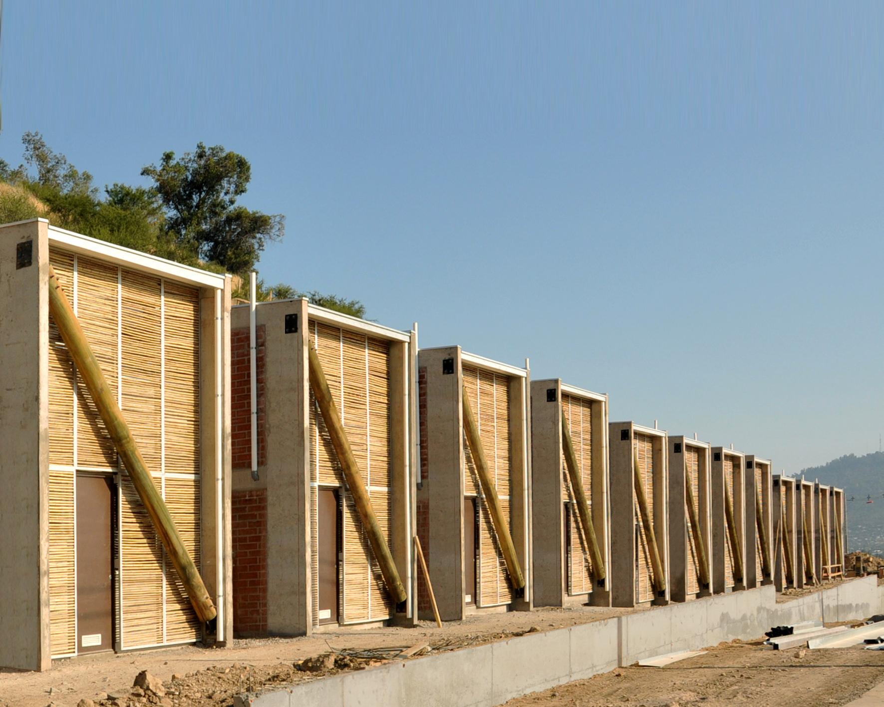 Viviendas ruca undurraga dev s arquitectos plataforma for Paginas de construccion y arquitectura