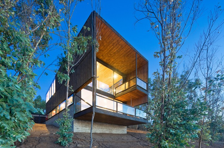 Casa Cortes / WMR Arquitectos, © Sergio Pirrone