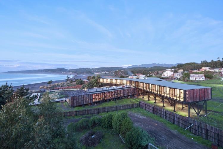 Hotel Punta Sirena / WMR Arquitectos, © Sergio Pirrone