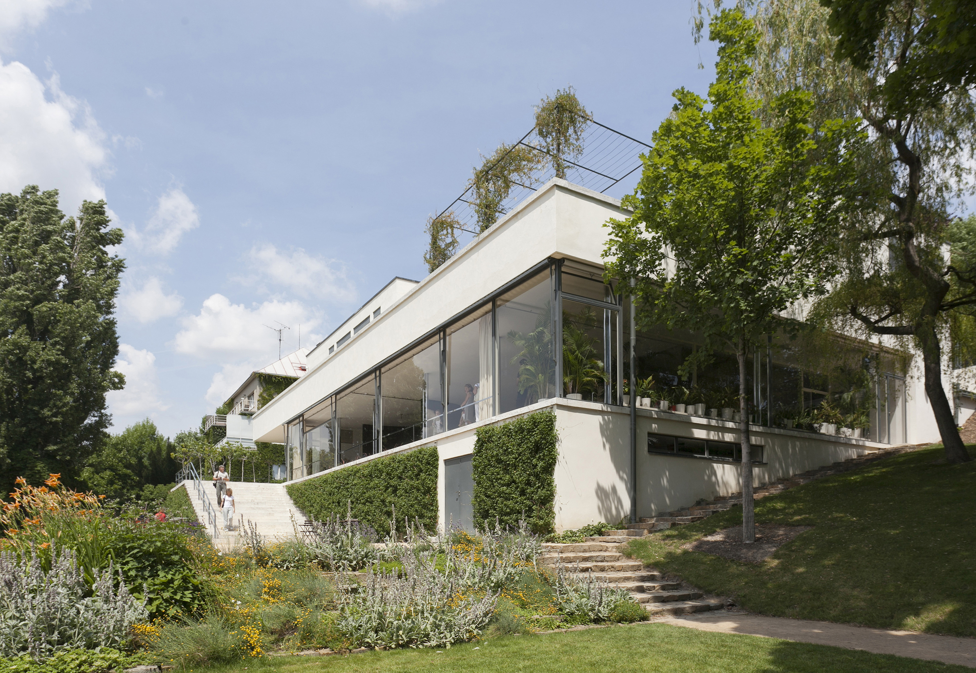 Where To Find House Plans Ad Classics Villa Tugendhat Mies Van Der Rohe Archdaily