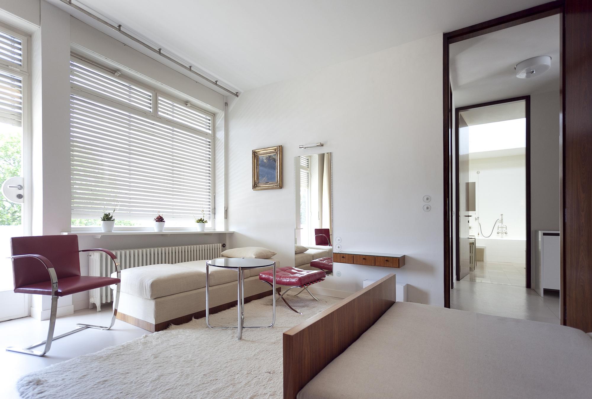Gallery of AD Classics Villa Tugendhat Mies van der