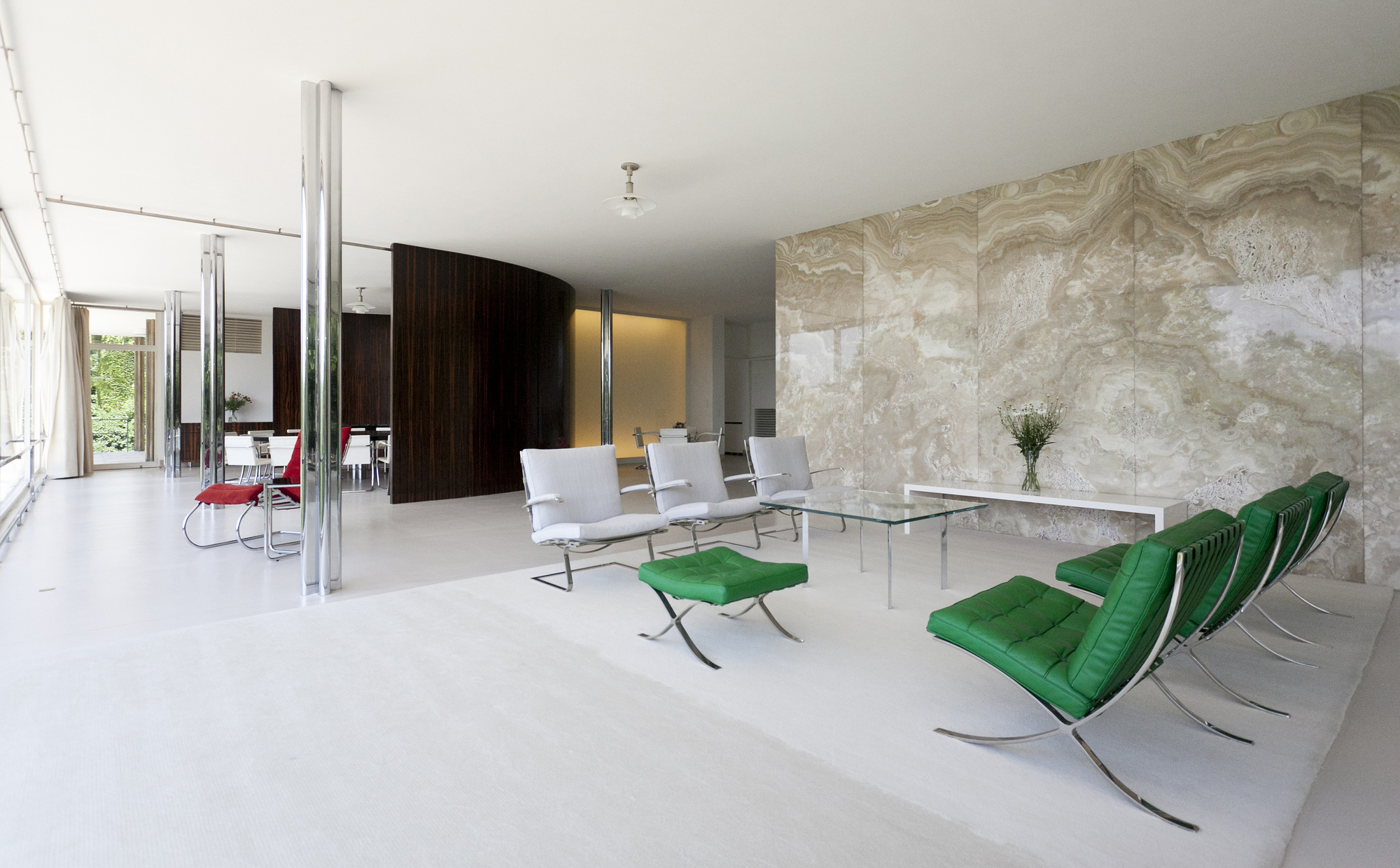 Villa Tugendhat ad classics villa tugendhat mies der rohe archdaily