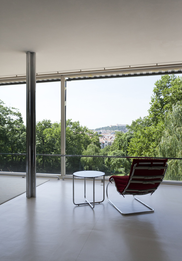 Mies Der Rohe Haus Tugendhat gallery of ad classics villa tugendhat mies der rohe 7