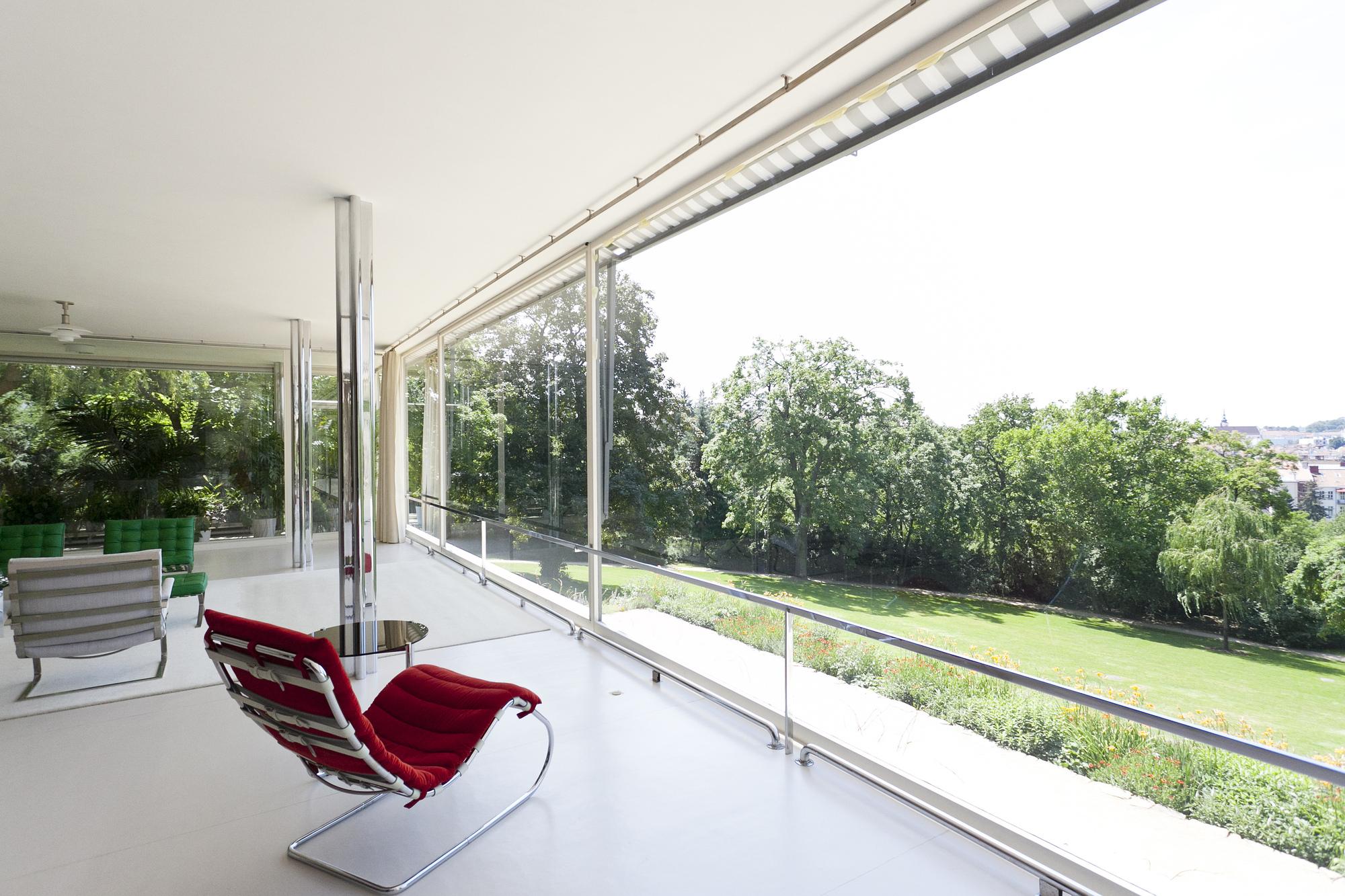 Gallery Of AD Classics: Villa Tugendhat / Mies Van Der