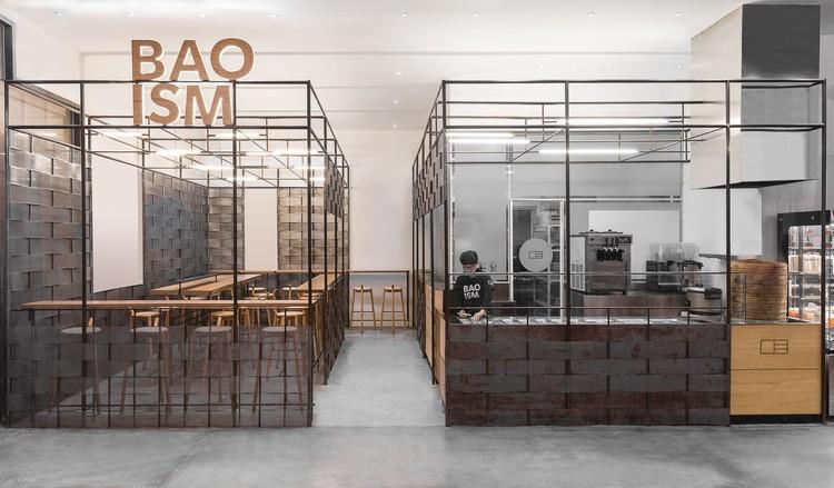 Restaurante baoism linehouse plataforma arquitectura for Restaurante arquitectura