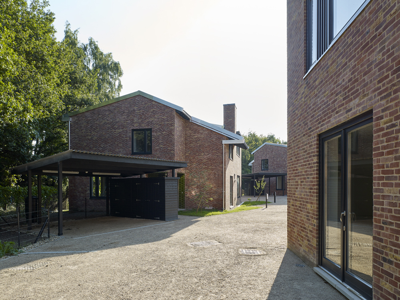 Gallery of riba announces 17 winners of south awards 4 for Top uk architects