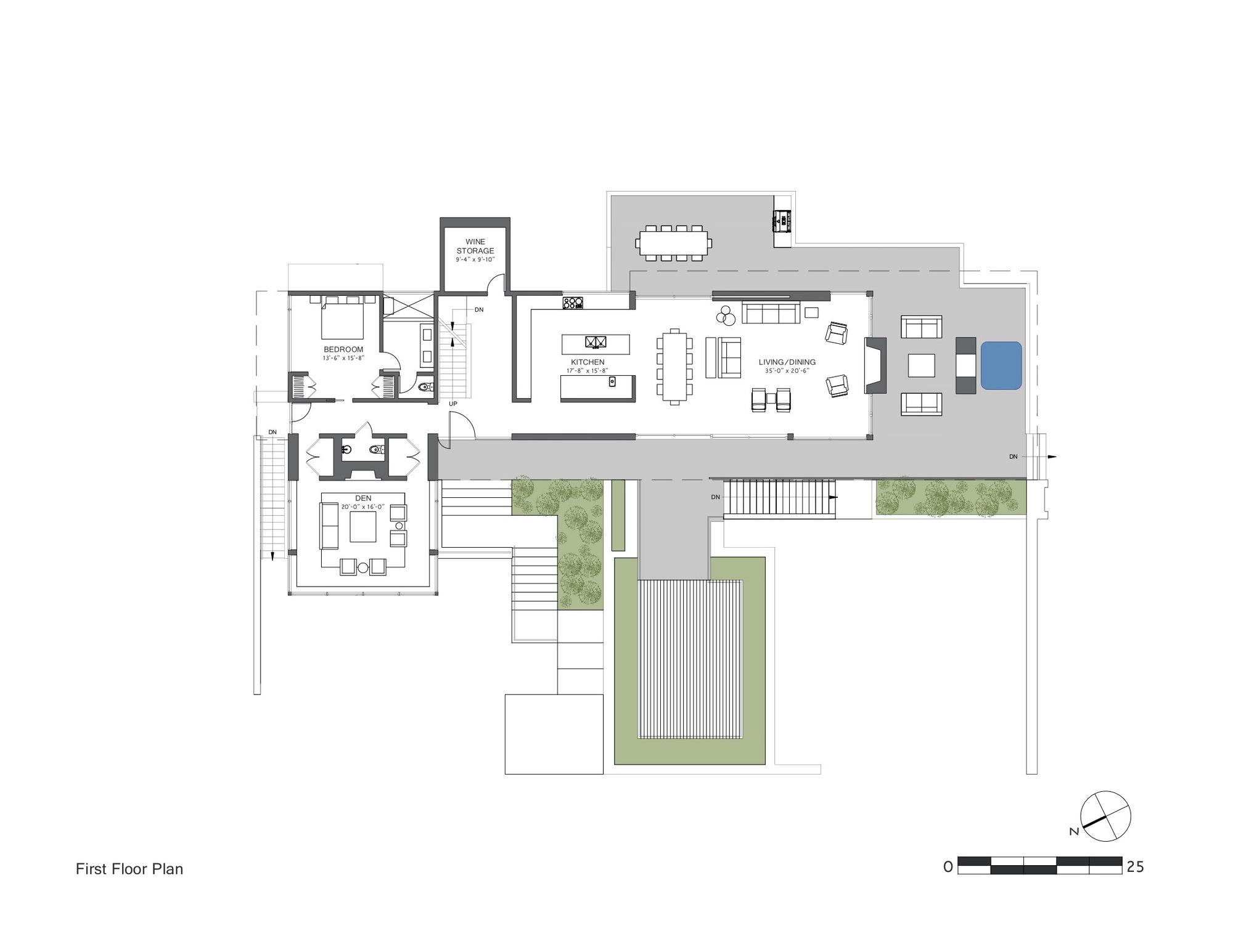 Gallery of Martis Camp 506 / Blaze Makoid Architecture
