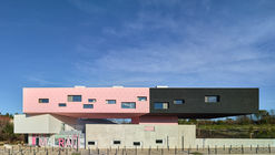 Escuelas 'André Malraux' en Montpellier  / Dominique Coulon & associés