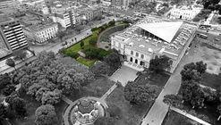 Concurso Internacional para a nova ala de Arte contemporânea do Museu de Arte de Lima (MALI)