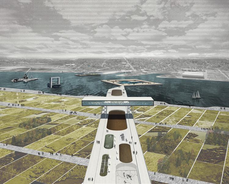 Anunciados os seis vencedores do Architectural League Prize 2016, Cortesia de The Open Workshop