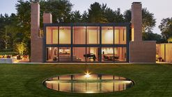 Louis Kahn's Korman Residence Interior Renovation  / Jennifer Post Design