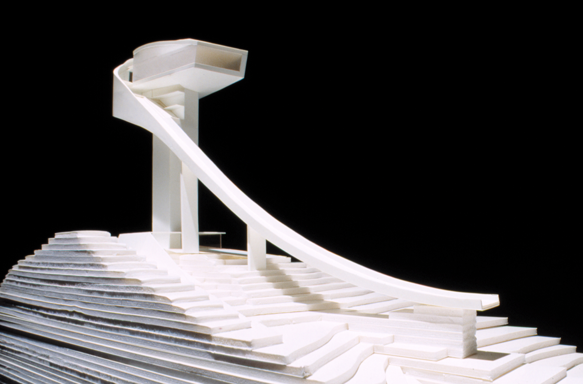 gallery of ad classics bergisel ski jump zaha hadid