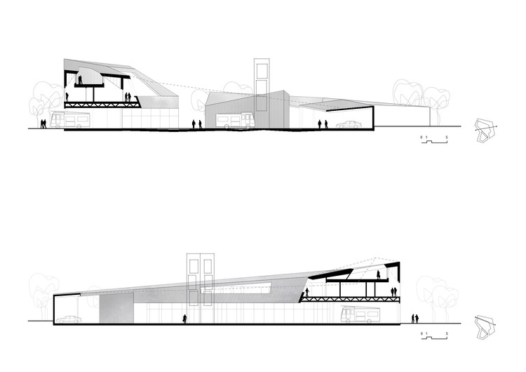 Waterford Fire Station Mccullough Mulvin Architects Archdaily