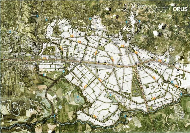 Francia invertirá en estudios de factibilidad del Corredor Verde de Cali, Cortesía de Espacio Colectivo + OPUS