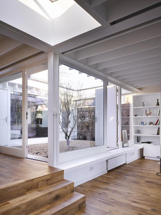 Floating Plane Hidden Garden / Mccullough Mulvin Architects, © Ros Kavanagh