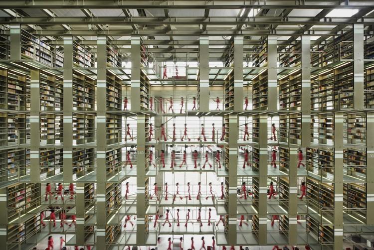 Biblioteca Jose Vasconcelos / Taller de Arquitectura X / Alberto Kalach, Cortesía de Alberto Kalach