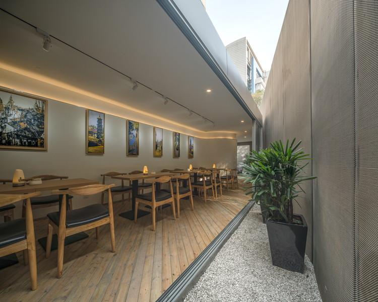 Chimney Café / GOA, © Lu Hengzhong