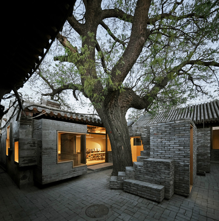 """""""Reporting from the Front"""" in China: A Talk with Zhang Ke of ZAO/standardarchitecture, © SU Shengliang. ImageMicro Yuan'er"""