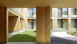 Residential Care Home Andritz  / Dietger Wissounig Architekten