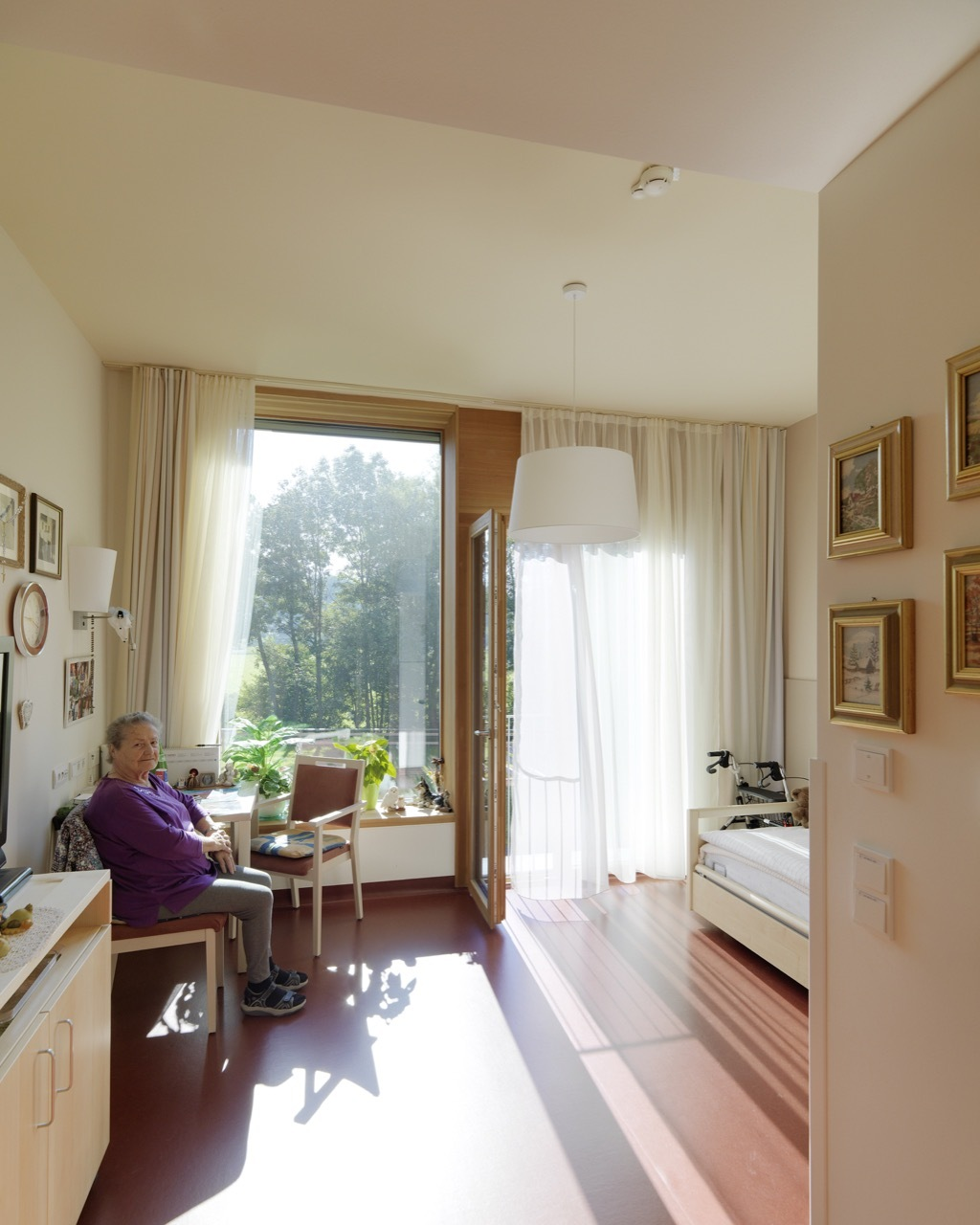 Home Design Ideas For Seniors: Gallery Of Residential Care Home Andritz / Dietger