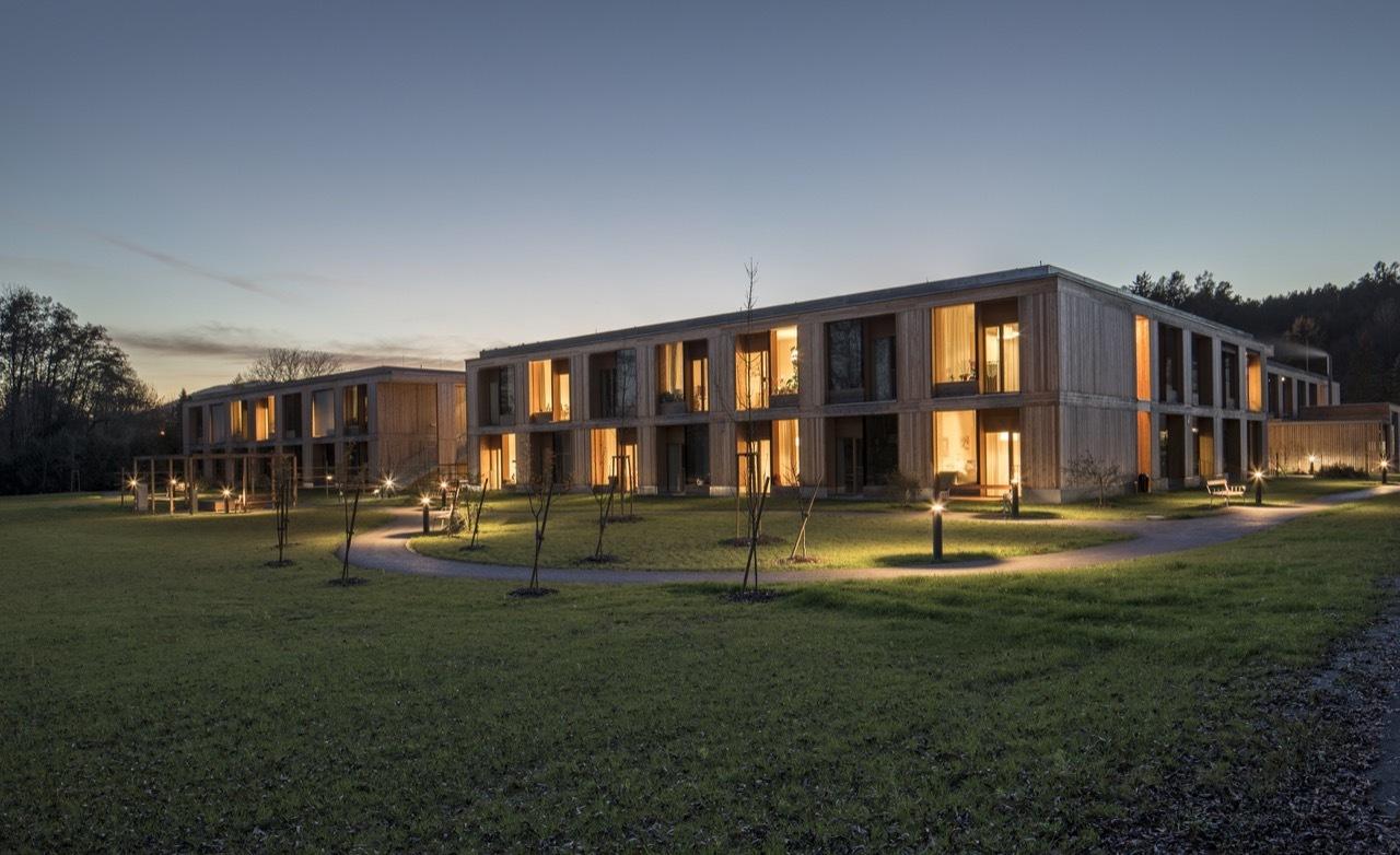 galer a de residencia hogar de cuidados andritz dietger wissounig architekten 6. Black Bedroom Furniture Sets. Home Design Ideas