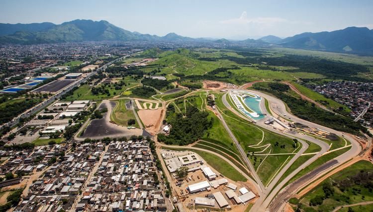 Olimpíadas Rio 2016: Parque Olímpico de Deodoro Rio 2016 / Vigliecca & Associados, via Divulgação Ministério do Esporte