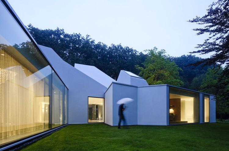 Villa 4.0, 't Gooi / Mecanoo, © Pedro Kok