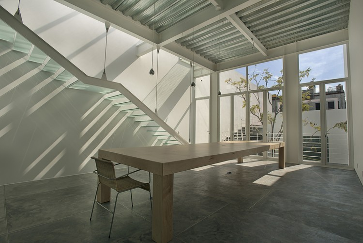 Casa estudio hxmx bgp arquitectura plataforma arquitectura for Casa estudio arquitectura
