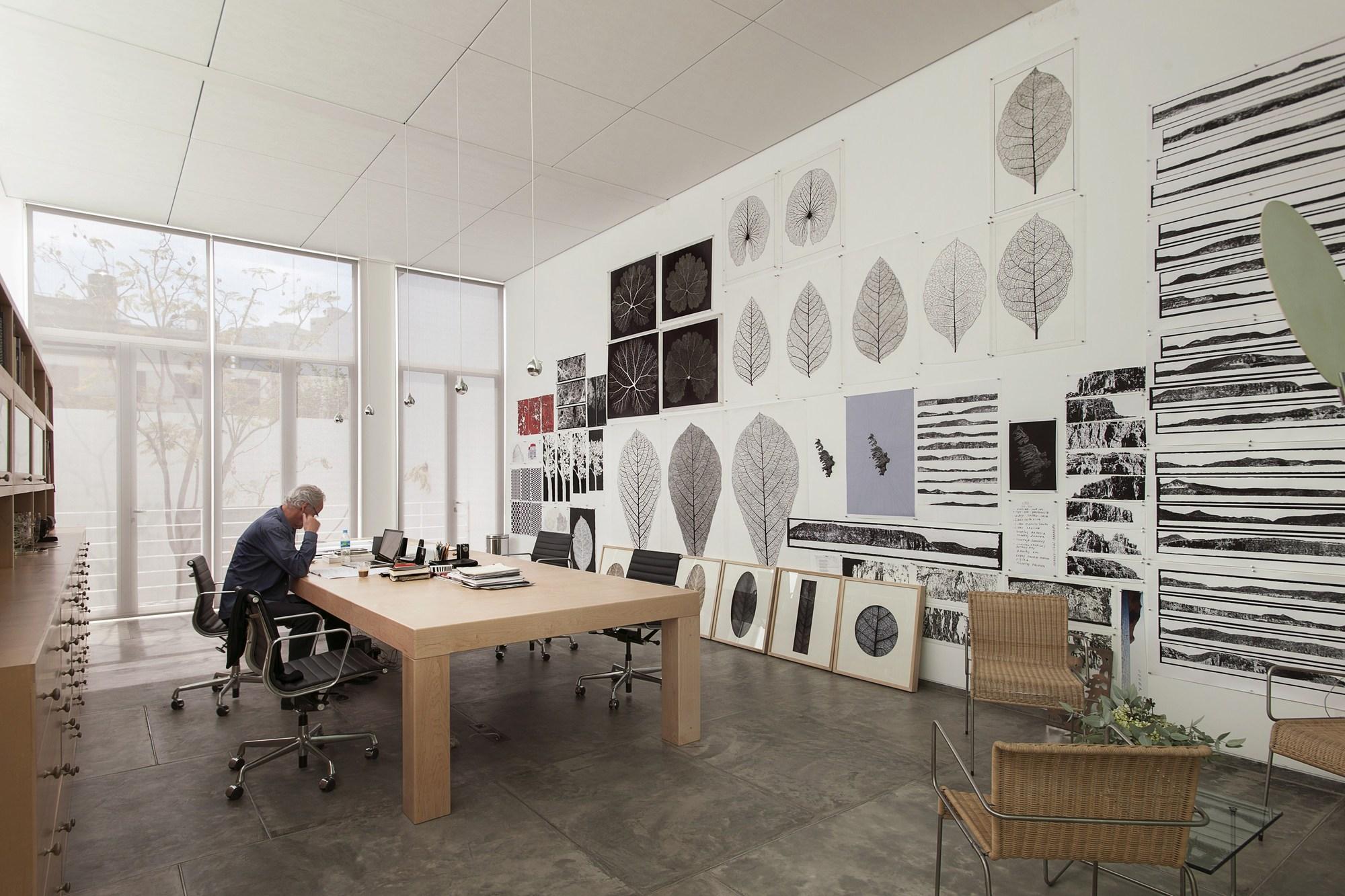 Galer a de casa estudio hxmx bgp arquitectura 9 for Casa estudio arquitectura
