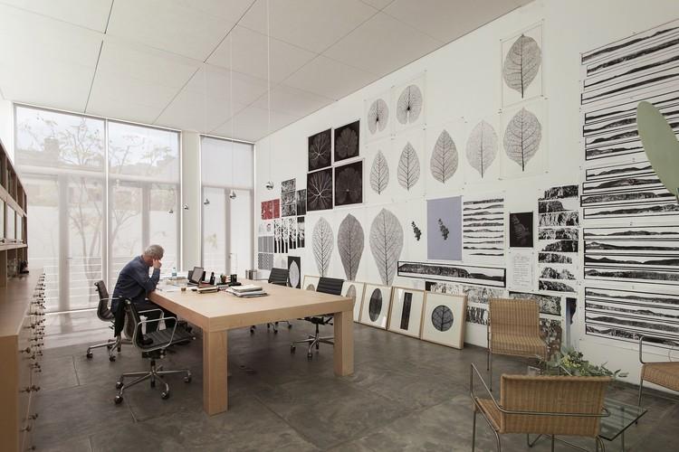 Casa estudio hxmx bgp arquitectura archdaily colombia for Casa estudio arquitectura