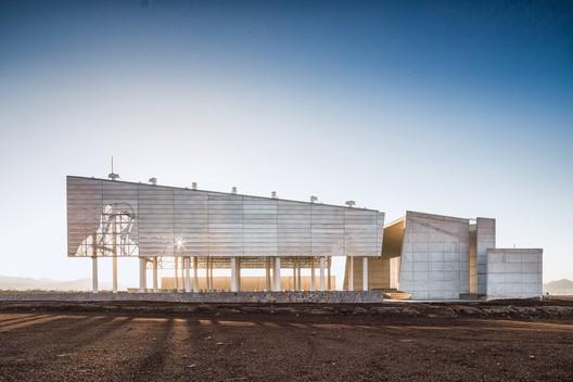 Ermita a Nuestra Señora de Guadalupe / COA Arquitectos