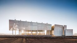 Eremitério de Nossa Senhora de Guadalupe / COA Arquitectos
