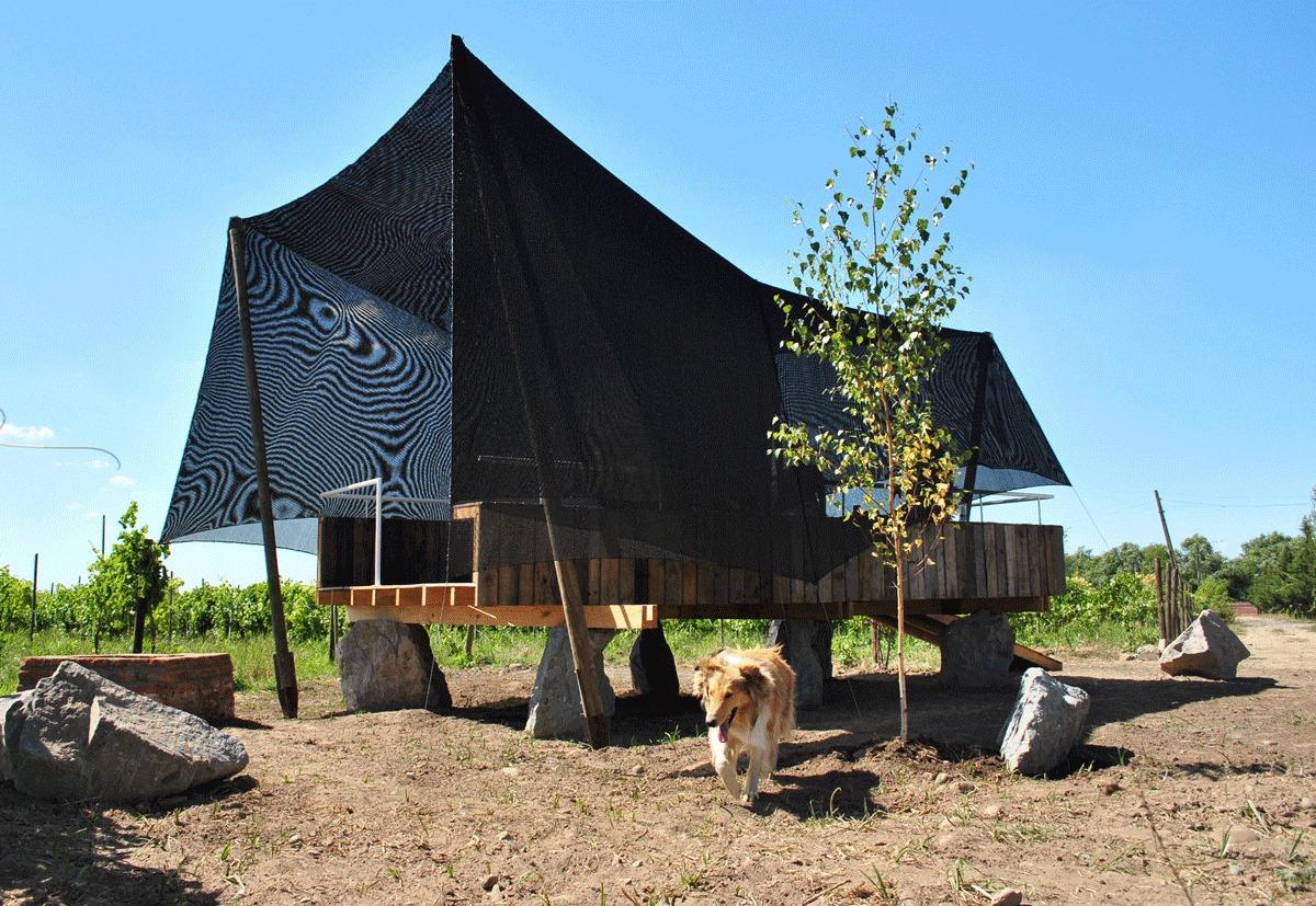 A Contracorriente Pabell N De Chile En La Bienal De