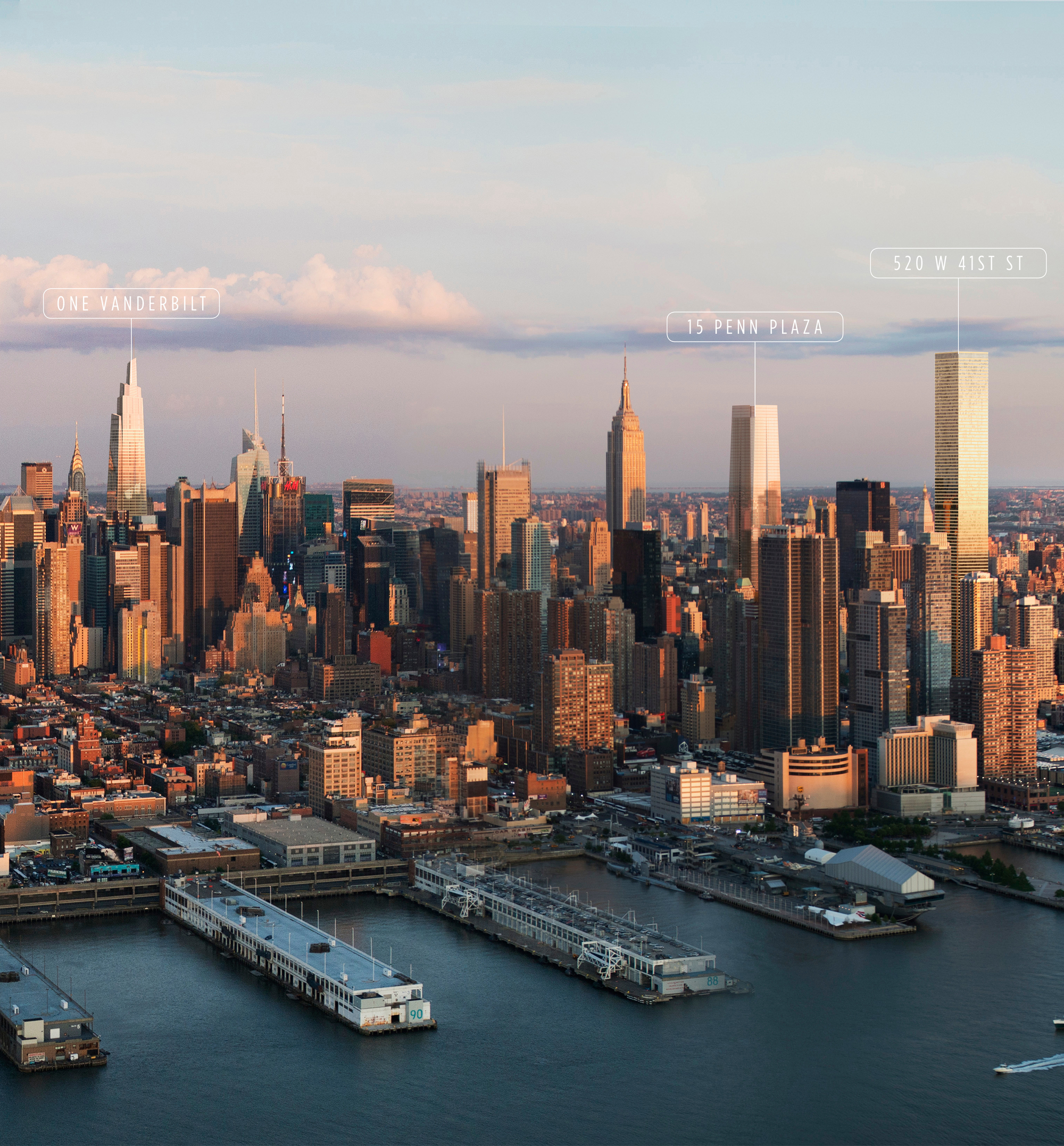 New York Manhatten: Gallery Of New York 2030: This Annotated Visualization