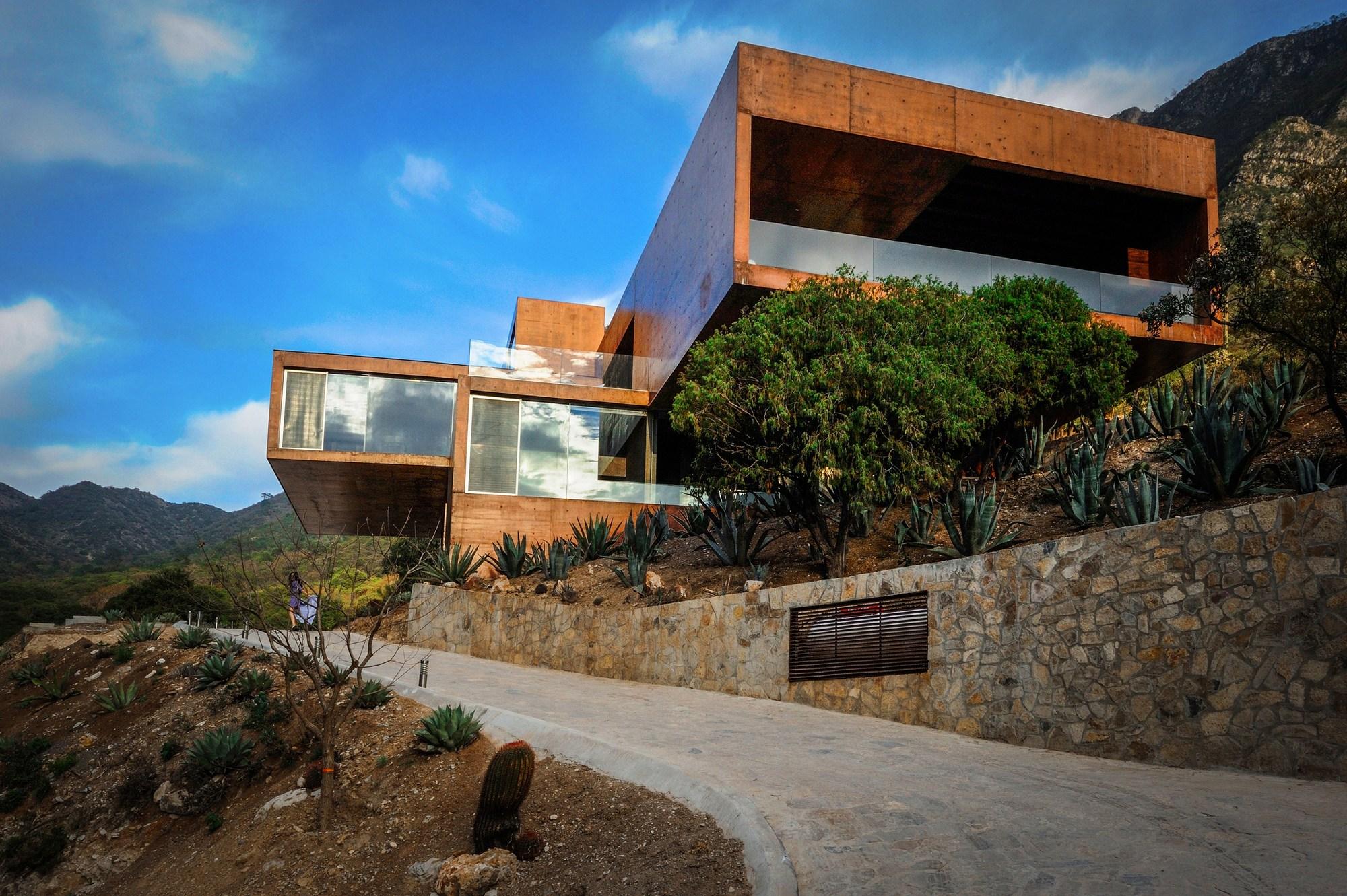 Narigua House / David Pedroza Castañeda