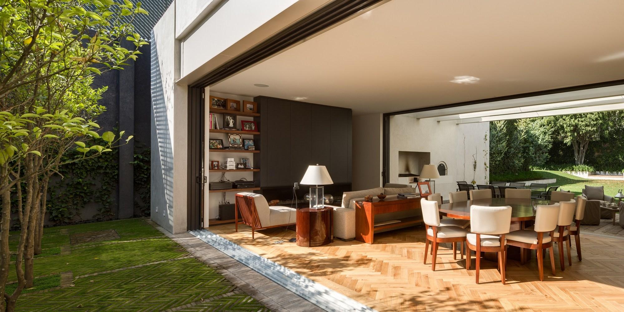 Galer a de casa jard n dcpp arquitectos 6 for Casa para almacenaje jardin