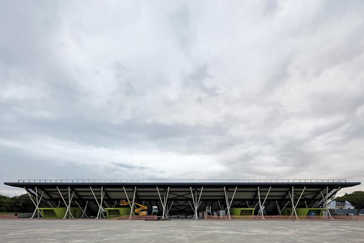 Centro Olímpico de Hockey sobre Césped / Vigliecca & Associados, © Leonardo Finotti