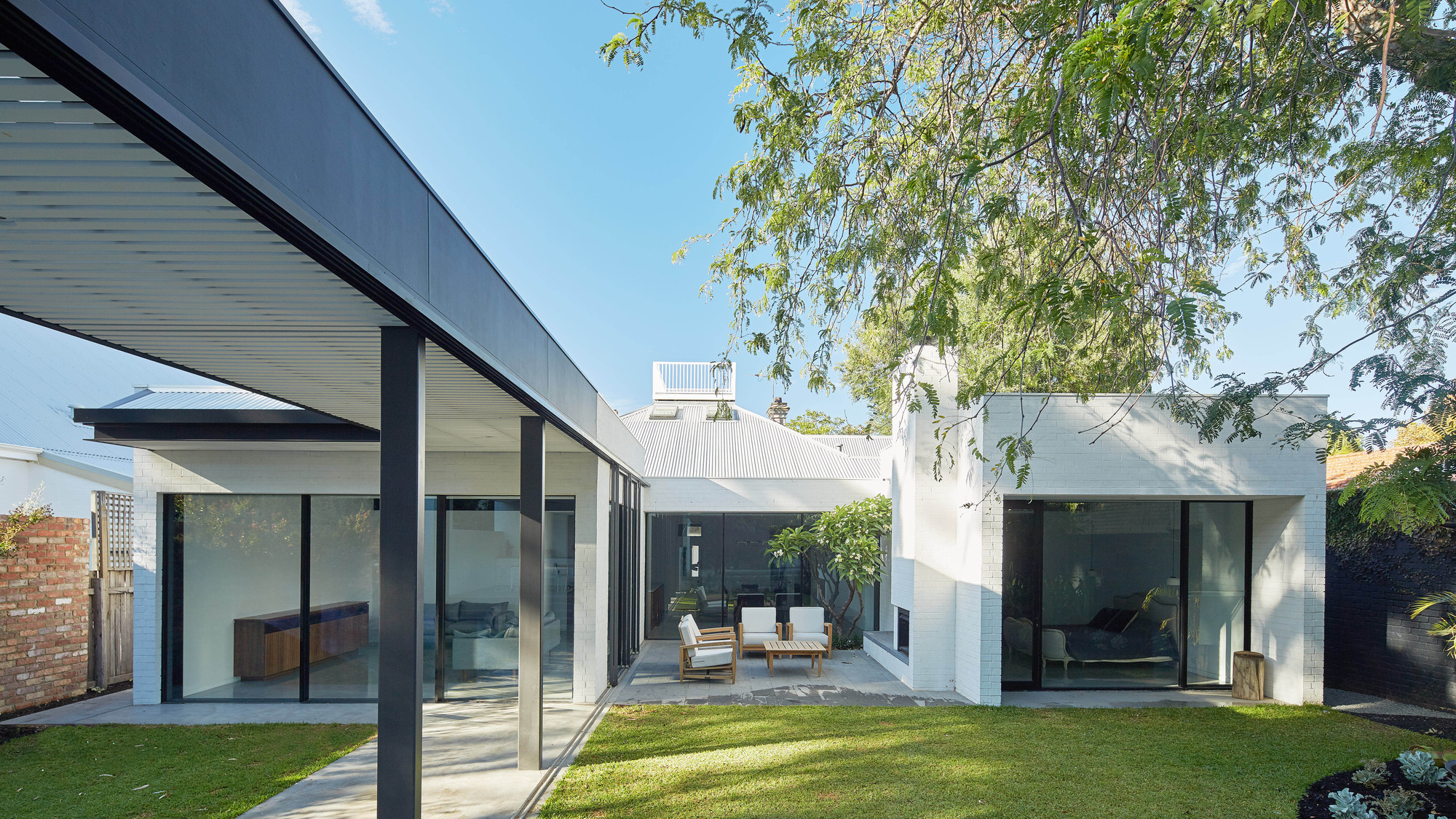 Claremont Residence / David Barr Architect   ArchDaily