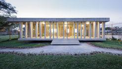 Swiss Embassy  / LOCALARCHITECTURE