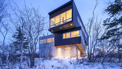 Fyren / Omar Gandhi Architect