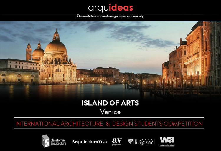 Convocatoria: Island of Arts (IOA) Venice