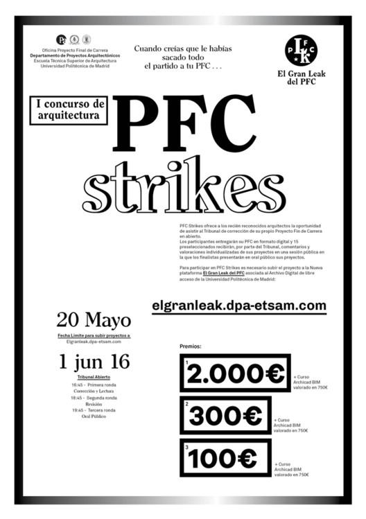 pfc strikes!