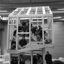 estudiantes franceses crean una estructura m nima de. Black Bedroom Furniture Sets. Home Design Ideas